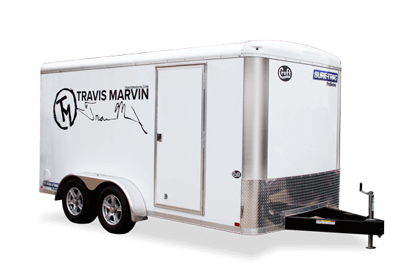 Travis Marvin's Trailer